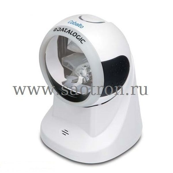 Сканер Cobalto CO5330-BKK1 KIT: USB (Laser, White, в комплекте кабель USB 90A052258) Datalogic CO5330-WHK1