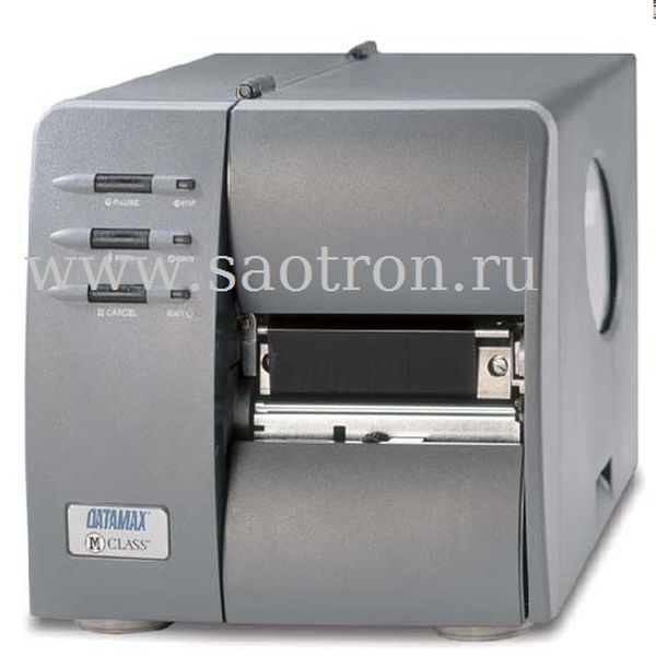 Термопринтер Datamax DMX M 4206 MarkII (DT, 203 dpi, 4 Mb, Graphical display, USB/RS232/LPT, EU and GB Plug)
