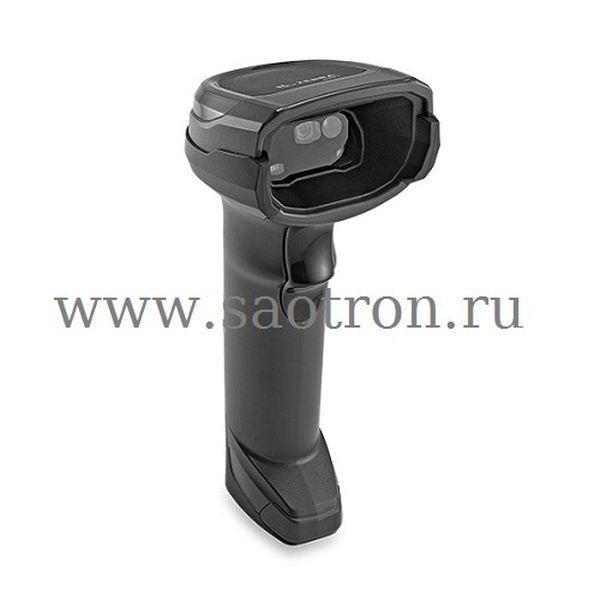 Сканер штрих-кода Zebra DS8108-SR7U2100SGW KIT: USB (SR, черный, в комплекте подставка и кабель USB) Zebra DS8108-SR7U2100SGW