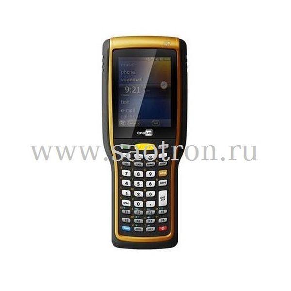 Терминал сбора данных 9730-2D-38K-3600 (Wi-Fi/Bluetooth, 2D, WinCE, QVGA, 38 клавиш, 3600mAh Li-ion, в комлекте с адаптером питания и кабелем USB) Cipher A973C3C2N3RU1