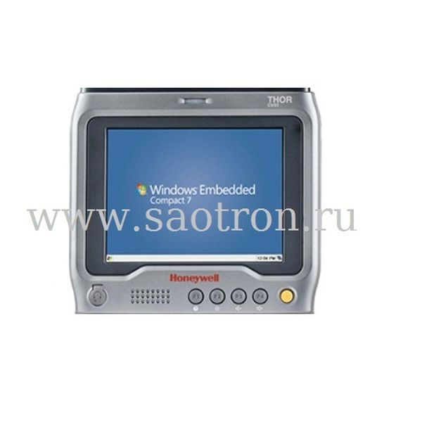 Терминал Intermec CV61 (802.11 a/b/g/n/Bluetooth, Display XGA, Touch standart, 2G RAM, 40GB SSD, Win 7, WW OS , ТРЕБУЕТСЯ БП 203-950-002)) Intermec CV61A127MAN80000