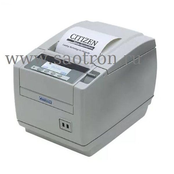 Чековый принтер Citizen CT-S801 (без интерфейса, 230V, internal PS, белый) Citizen CTS801SNNEWH