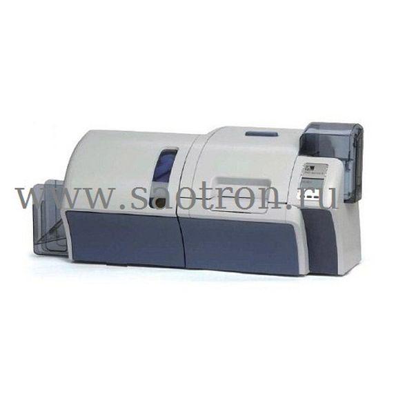 Принтер пластиковых карт Zebra ZXP8 (двусторонний ретрансферный, Contact Station, USB, Ethernet) Zebra Z82-E00C0000EM00