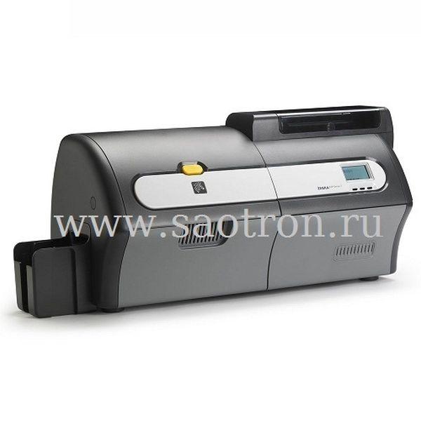 Принтер пластиковых карт Zebra ZXP7 (односторонний цветной, Contact Station, USB, Ethernet) Zebra Z71-E00C0000EM00