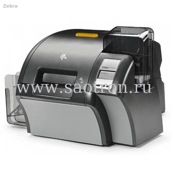 Принтер пластиковых карт Zebra ZXP9 (двусторонний ретрансферный, USB, Ethernet, двусторонний ламинатор) Zebra Z94-000C0000EM00