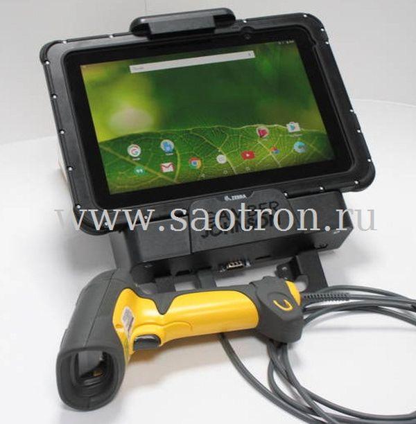 Промышленный планшет Zebra ET50 (8.3, WLAN ONLY, WIN8.1, Z3795, 4GB RAM\64GB FLASH, ENG)