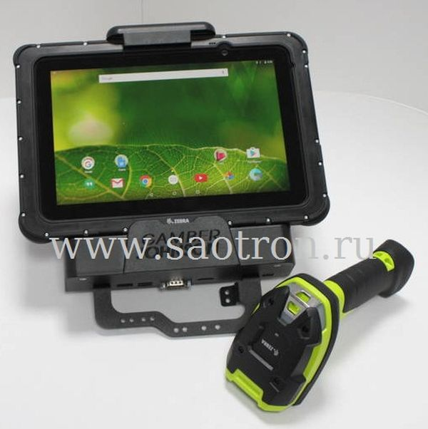 Промышленный планшет Zebra ET55 (8.3, WAN NALA, WIN8.1, Z3795, 4GB RAM\64GB FLASH, ENG)