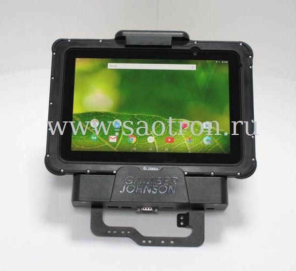 Промышленный планшет Zebra ET50 (10.1, WLAN, ANDROID L NON-GMS, Z3745, 2GB RAM\32GB FLASH, ENG, ROW) Zebra ET50PT-L15E-00A6