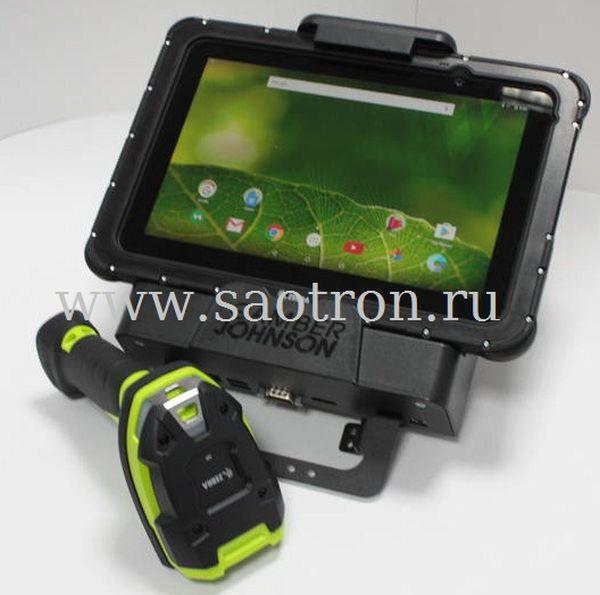 Промышленный планшет Zebra ET55 (8.3, WLAN, ANDROID L NON-GMS, Z3745, 2GB RAM\32GB FLASH, ENG, EMEA/APAC ONLY) Zebra ET55TE-L15E-00A6