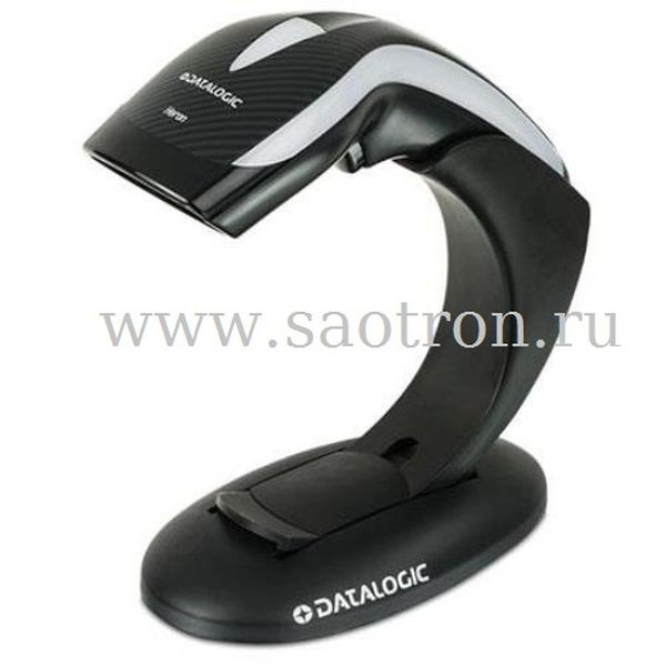 Сканер штрих-кода Datalogic Heron HD3430 KIT: (2D, Autosense подставка, USB кабель, черный) Datalogic HD3430-BKK1B