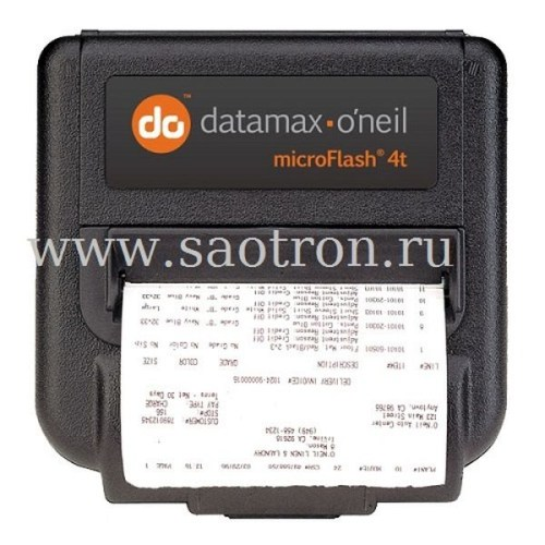 Мобильный принтер Datamax MF4te (203 dpi, RS232, BT, клипса на ремень)