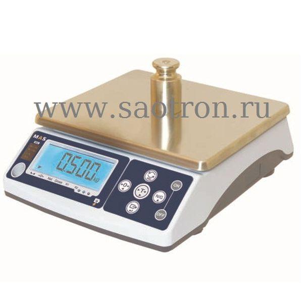 Весы порционные компактные MASTER MSC 25 (НПВ:25 кг)