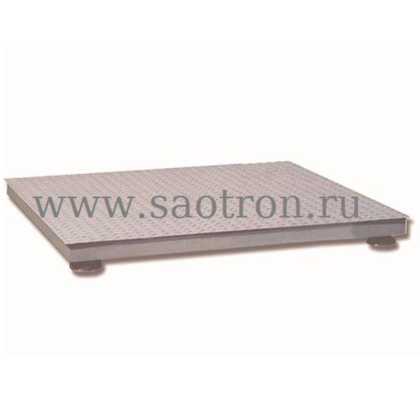 Весы платформенные ProMAS PM4P-1 (НПВ:1000 кг, 1500х1500 мм, без индикатора ) МАС PM4P-1-15-15