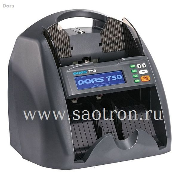 Счетчик банкнот DORS 800 RUB/USD/EUR NEW DORS DORS800