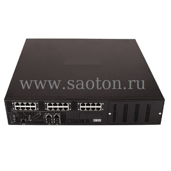 Контроллер NX-6524-0000-00-WR (NX Integrated Services Controller 6500 PoE with 4 Expansion Slots and 24 Port PoE) (Default 24 AP license included) EXTREME NX-6524-0000-00-WR