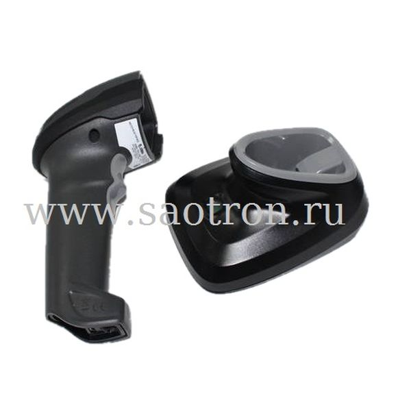 Сканер штрих кода Zebra DS2278 SR7U2100PRW KIT: USB (Cordless Area Imager, Standard Range. Color: Black. Includes cradle and USB cable)