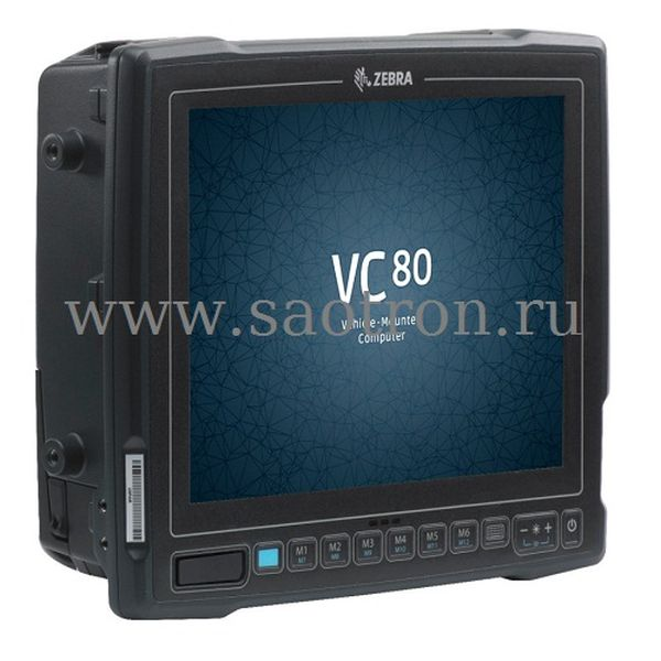Терминал Zebra VC8010SSAA11CBAAXX (10inch, Non-Condensing, Std Display, 1 Mb Cache/2 Gb Ram, 32 Gb Ssd, WE 7, English, Tekterm, Int. Antennas) Zebra VC8010SSAA11CBAAXX