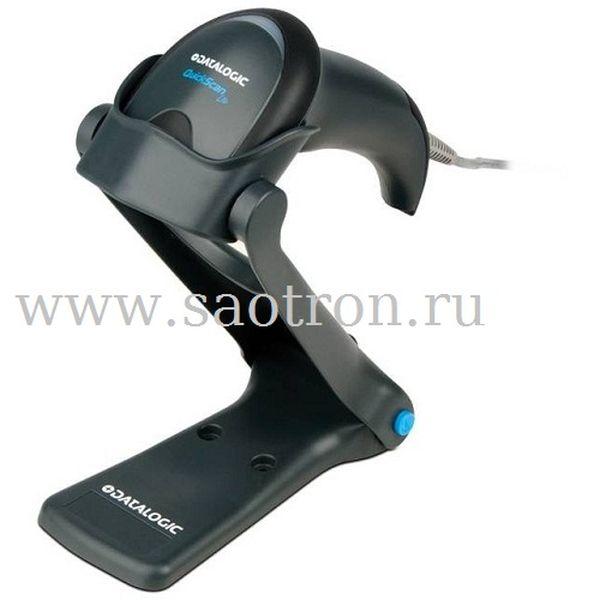 Сканер Datalogic QuickScan Lite QW2420 (imager, черный, USB кабель, подставка) Datalogic QW2420-BKK1S