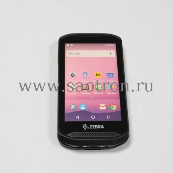 Терминал сбора данных Zebra TC20 (WLAN, (SE4710), CAMERA ,2GB/16GB, ANDROID 7.0, 2 PIN CONNECTOR BACK DOOR, 3000 MAH BATTERY, WORLDWIDE EXCEPT US