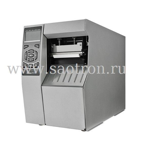 Принтер этикеток Zebra ZT51043 T0E0000Z (300 dpi, USB/RS232/Ethernet/BT)