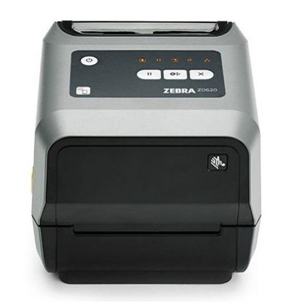 Термотрансферный принтер этикеток Zebra ZD620 (300 dpi,USB,bluetooth,Сетевая карта 10/100 Ethernet)