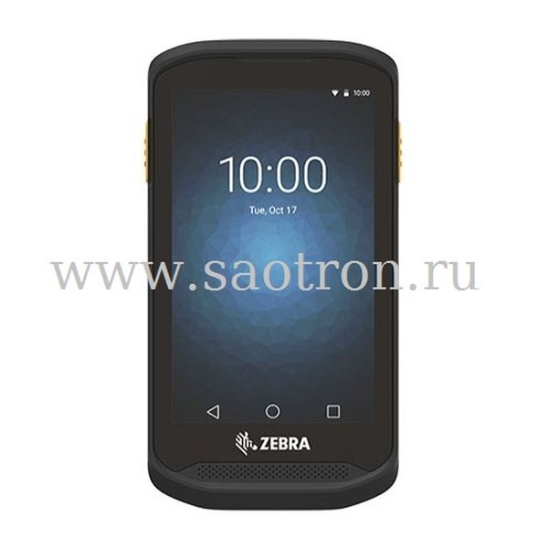 Терминал сбора данных Zebra TC25 (WWAN, GMS, EDA, SE4710 WITH CAMERA, 2GB/16GB,NO AUDIO JACK, 2-PIN CONNECTOR BACK DOOR,EMEA + APAC) Zebra TC25BJ-10C102A6