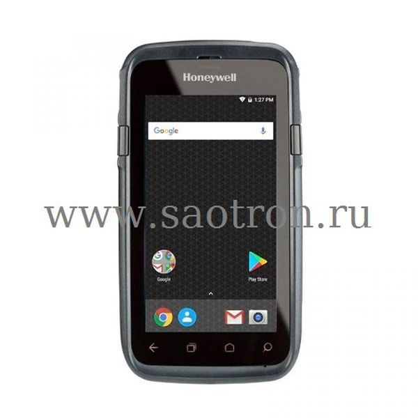 Коммуникатор HoneyWell CT60-L0N-ASC110E(1D/2D Imager SR, WLAN, BT, NFC, 3GB/32GB, 13MP Camera, 4040 mAh, Android, Non-GMS, ETSI) HoneyWell CT60-L0N-ASC110E