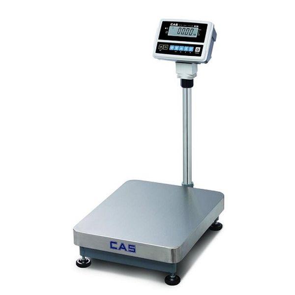 Весы CAS HD 300 (напольные, НПВ: 300 кг)