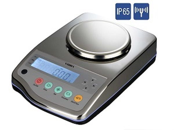 Лабораторные весы с классом защиты IP65 ViBRA CJ 6200ER Vibra CJ-6200ER