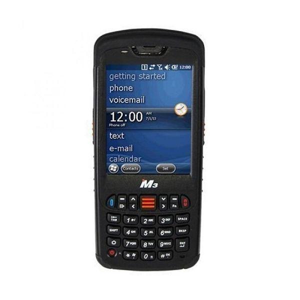 Терминал сбора данных M3 BLACK (BK100N-C60QAS-00-X5), в комплекте с кредлом, блок питания, USB кабеля, стилус. M3 Mobile BK100N-C60QAS-00-X5