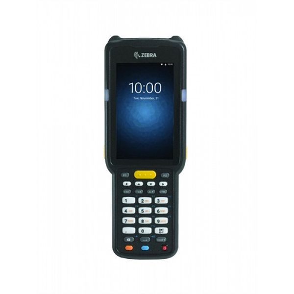 Терминал сбора данных Zebra MC330K-SB3HA4RW (WLAN, BT, Straight Shooter, 2D Imager SE475x, Camera, 4.0 display, 38Key, Hi.bat, Android, 4GB/32GB) Zebra MC330K-SB3HA4RW