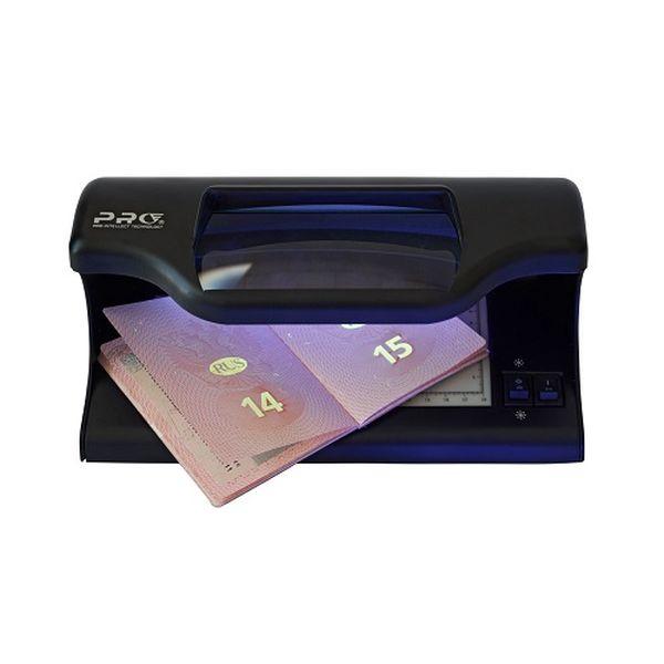 Просмотровый УФ детектор банкнот PRO-CL 16 LPM LED PRO PRO-CL16LPMLED