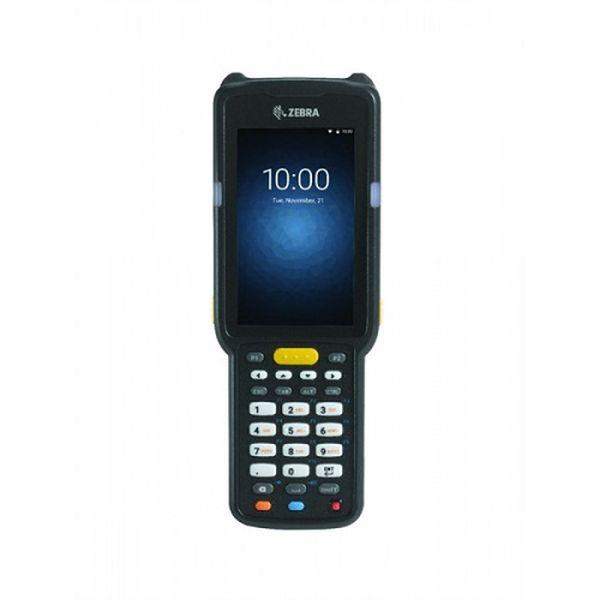 Терминал сбора данных Zebra MC330K-SG3HG4RW (WLAN, BT, 2D Imager SE475x Long Range, Camera, 4.0 display, 38Key, Hi.bat, Android, 4GB/32GB) Zebra MC330K-SG3HG4RW
