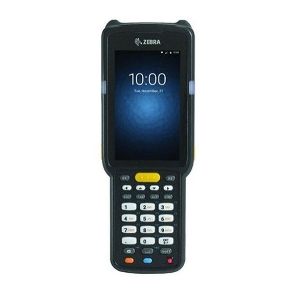 Терминал сбора данных Zebra MC330K-SP4HG4RW (WLAN, BT, NFC, Camera, 2D Imager SE475x, 47 Key, Hi.bat, Android, 4GB RAM/32GB ROM, Sensors, RW) Zebra MC330K-SP4HG4RW