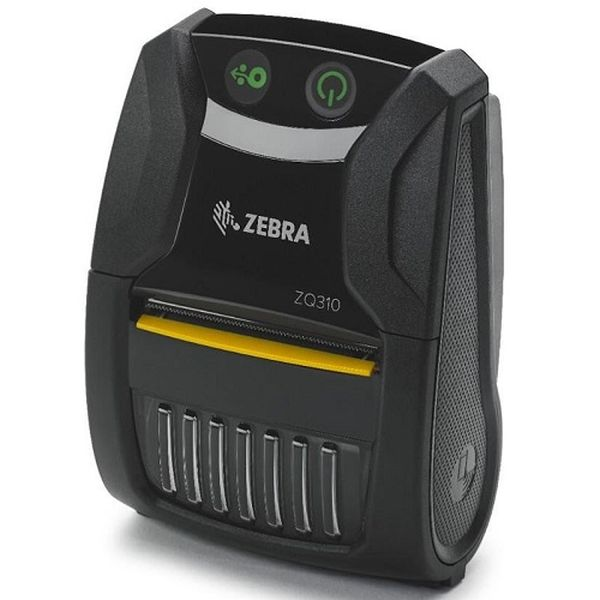 Мобильный принтер Zebra ZQ310 (Bluetooth, Linerless,No Label Sensor, Outdoor Use, English, Group E) Zebra ZQ31-A0E12TE-00