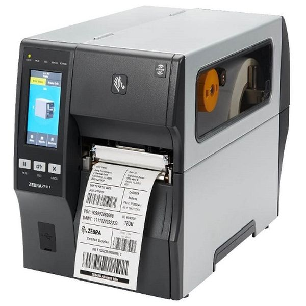Принтер этикеток Zebra ZT41142-T0E0000Z (4, 203 dpi, USB/RS232/Ethernet/BT) Zebra ZT41142-T0E0000Z