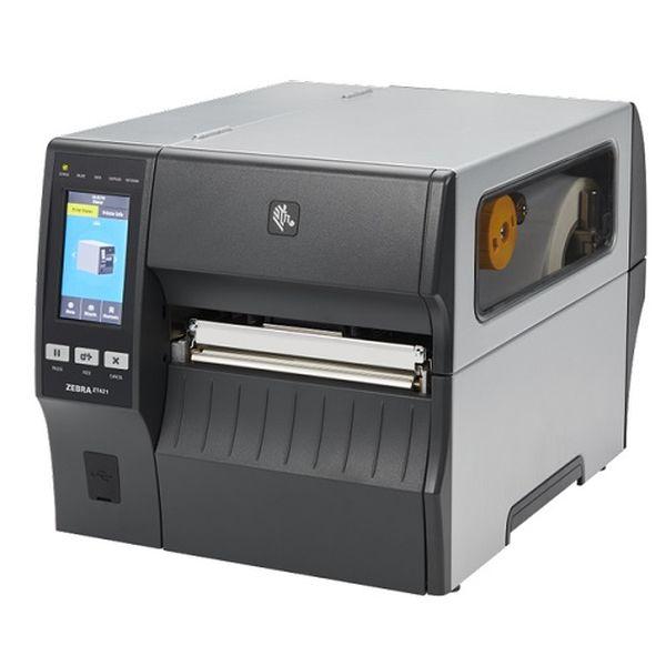 Принтер этикеток Zebra ZT42162-T0E0000Z (6, 203 dpi, USB/RS232/Ethernet/BT) Zebra ZT42162-T0E0000Z