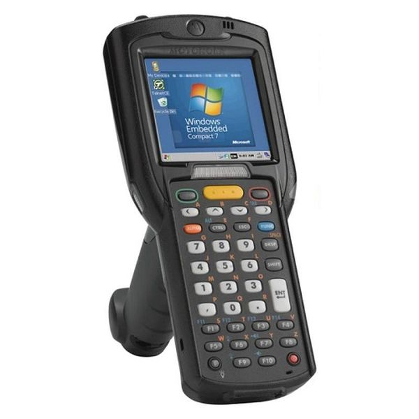 Терминал сбора данных Zebra / Motorola Symbol MC32N0-GF3HCLE0A (WLAN/BT, GUN, 2D Imager, Color, 38Key, Hi.bat, CE7, 512MB/2GB ROM) Motorola Symbol MC32N0-GF3HCLE0A
