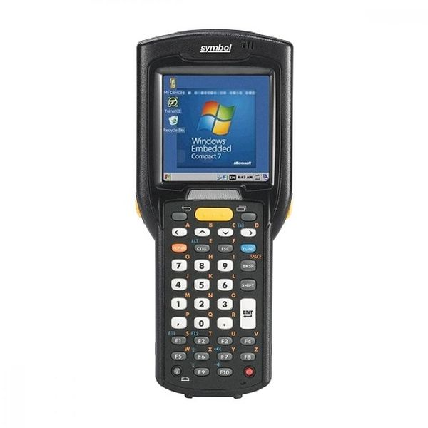 Терминал сбора данных Zebra / Motorola Symbol MC32N0-SL2SCLE0A (WLAN/BT, ST.shouter, 1D Laser, Color-touch display, 28 Key, St.bat, CE 7.x Pro, 512MB RAM/2GB ROM) Motorola Symbol MC32N0-SL2SCLE0A