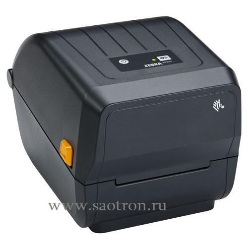 Термотрансферный принтер этикеток Zebra ZD230 (203 dpi, USB, Ethernet, (74/300M))