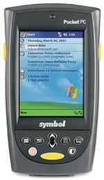 Batch, 1D Scanner, WM2003 for Pocket PC, 64RAM / 64 ROM, 15 keys, PPT8800-R3BZ1000 PPT8800-R3BZ1000