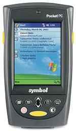 WLAN, 1D Scanner, 64RAM / 64 ROM, 15 keys, WM2003 for Pocket PC, PPT8846-R3BZ10WWR PPT8846-R3BZ10WWR