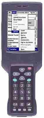 Терминал сбора данных  , Windows CE. NET, 32 Mb, цветной сенсорный экран, Image сканер, WiFi 802.11b, DT-X10M30RC DT-X10M30RC