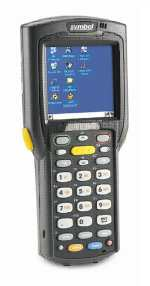 WLAN, Str.Shooter, Laser, Color, 28 Key, Std.Battery, 64MB RAM/64MB Flash, CE 5.0 PRO, MC3090S-LC28S00GER MC3090S-LC28S00GER
