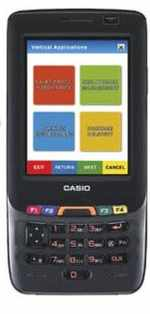 WLAN, Bluetooth, Image scanner, NFC, Windows Mobile 6.5, IT-800R-35 IT-800R-35