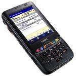 WLAN, Bluetooth, GPS/HSDPA, Image scanner, NFC, Camera, Windows Mobile 6.5, IT-800RGC-35 IT-800RGC-35