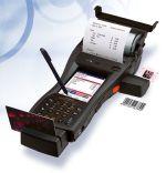 Терминал сбора данных Windows CE.5.0,80мм принтер,Bluetooth,C-MOS imager, IT-3100M56E IT-3100M56E