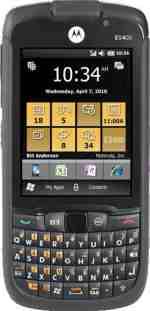 ES-400   WAN, WiFi, GPS, Bluetooth, 1D/2D Barcode decoding w/ 3.2MP Camera, Color, QWERTY, WM6.5.3, 1x BTRY, 256MB RAM/1GB ROM, ES405B-0AE1 ES405B-0AE1