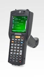 Gun, WLAN, BT, 2D IMAGE, Color, 28 Key, High Capacity Battery, CE 6.0 Pro, 128MB RAM/512MB ROM, Full Audio, MC3190-GI2H02E0W MC3190-GI2H02E0W