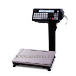 ВПМ   с печатью этикеток без подмотки, НПВ: 6кг, ВПМ-6.2-Ф ВПМ-6.2-Ф